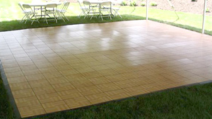 The party providers tables chairs and dancefloors serving new jersey for 1234 get on dance floor