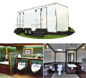 The Party Providers Portable Bathroom Rentals Serving New Jersey - How much does a portable bathroom cost